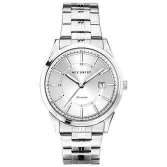 Accurist Men's Stainless Steel Bracelet Watch - Product number 3418944