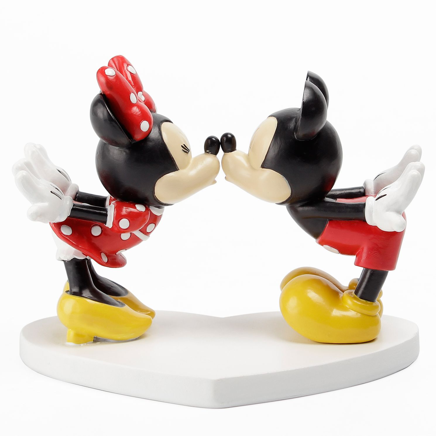 Disney Magical Moments Mickey & Minnie 'True Love' Figurine - Product number 3423964