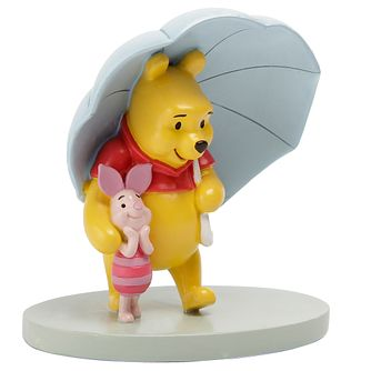 Disney Magical Moments Winnie The Pooh 'Together' Figurine - Product number 3423999