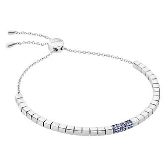 Calvin Klein Tune Stainless Steel Crystal Bracelet - Product number 3424510