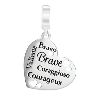 Brave Heart Charm - Product number 3429865