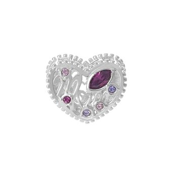 Chamilia Mum Colorful Heart Charm - Product number 3432009