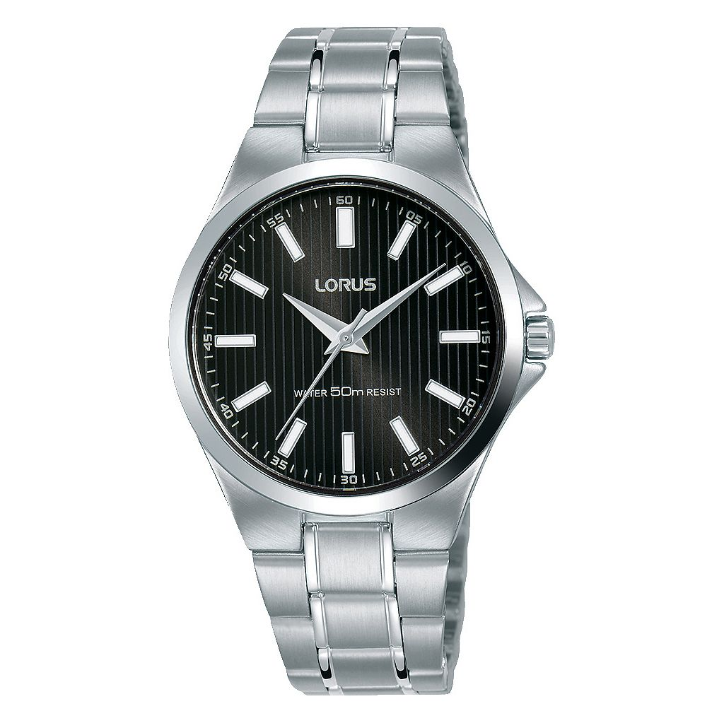 Lorus Ladies' Stainless Steel Bracelet Watch - Product number 3432408