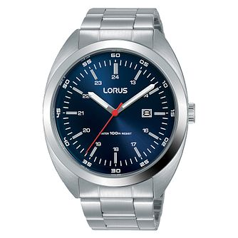 Lorus Men's Stainless Steel Bracelet Watch - Product number 3432483