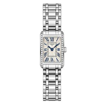 Longines DolceVita Ladies' Diamond Bracelet Watch - Product number 3448428