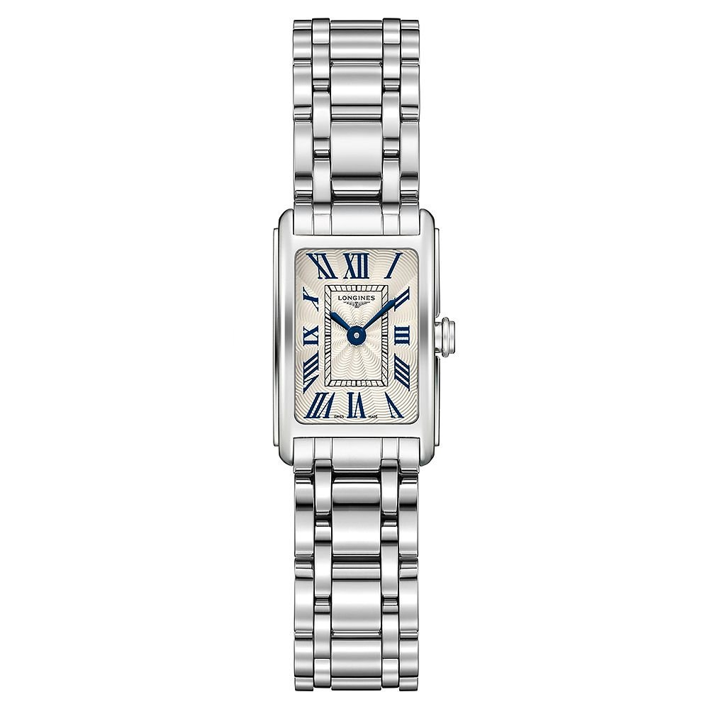 Longines Dolcevita Ladies' Stainless Steel Bracelet Watch - Product number 3448436