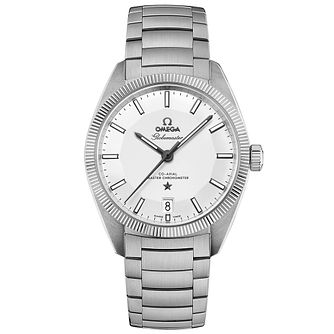 Omega Constellation Globemaster Men's Bracelet Watch - Product number 3450376