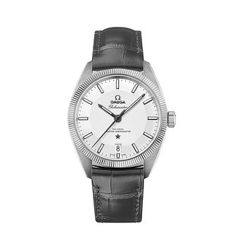 Omega Constellation Globemaster Men's Strap Watch - Product number 3450384