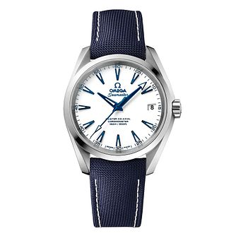 Omega Seamaster Aqua Terra 150M Men's Titanium Strap Watch - Product number 3450457
