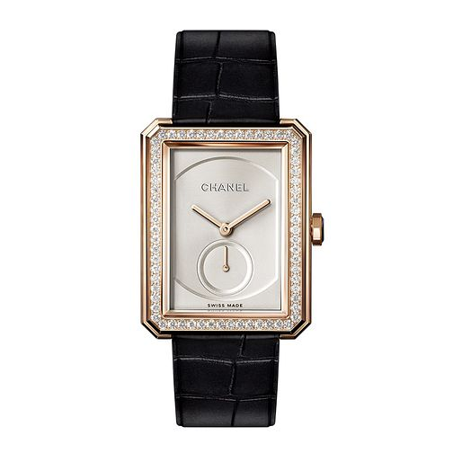 Chanel Ladies' 18ct rose gold Bracelet Watch Large - Product number 3451887