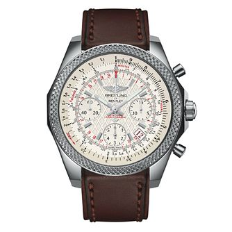 Breitling Bentley B06 S Men's Stainless Steel Strap Watch - Product number 3464393