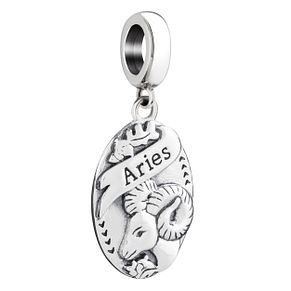 Chamilia Aries zodiac sterling silver charm - Product number 3464601