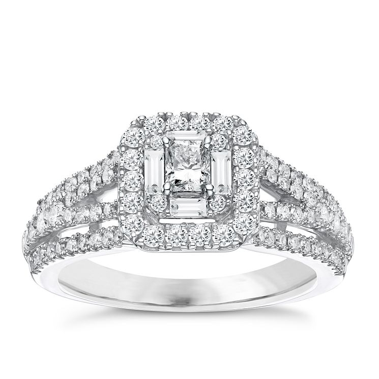Diamond Engagement Rings Gold & Platinum Ernest Jones