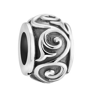 Chamilia Sterling Silver Acanthus Scroll Spacer Charm - Product number 3473678
