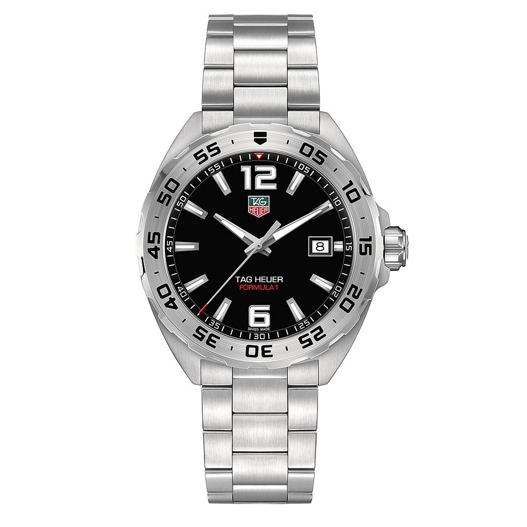 TAG Heuer Formula 1 Men's Stainless Steel Bracelet Watch - Product number 3476987