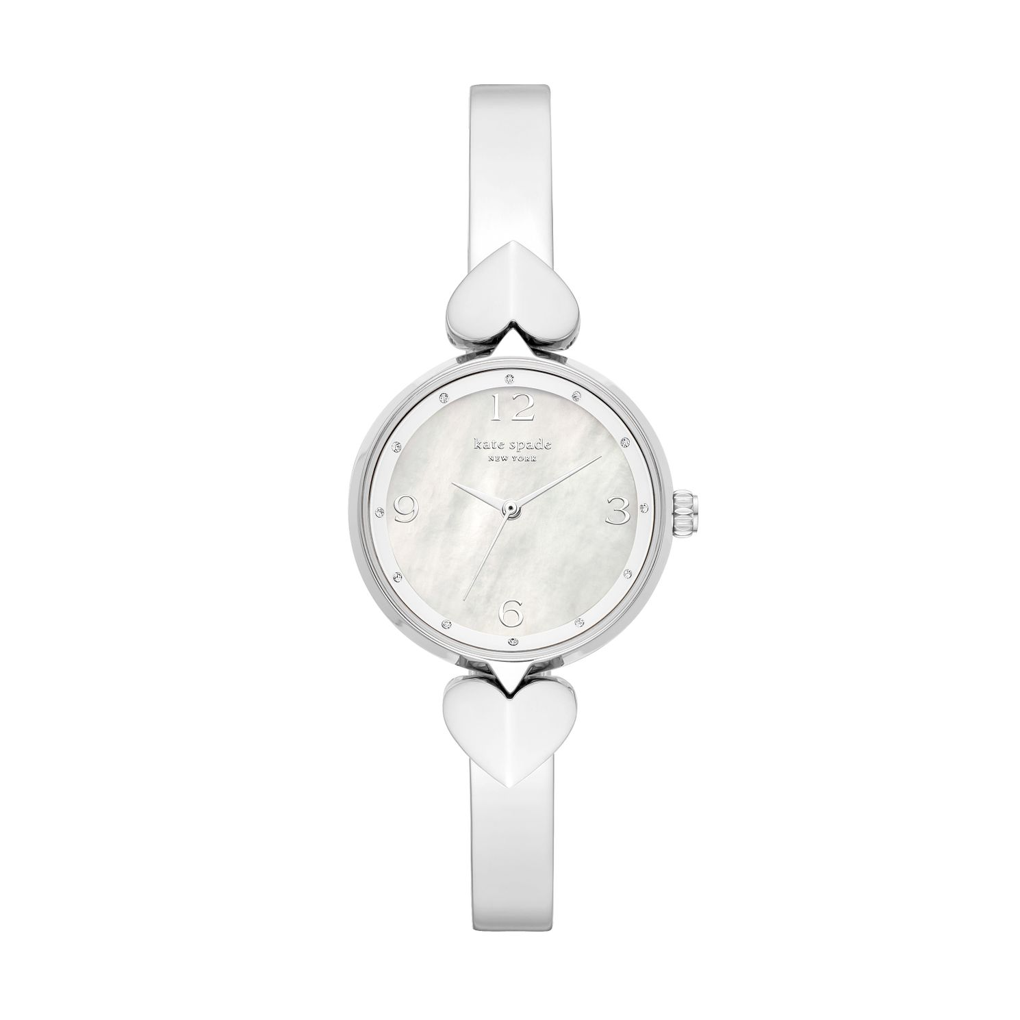 Kate Spade Hollis Ladies' Stainless Steel Bracelet Watch - Product number 3483444