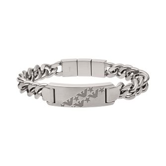Emporio Armani Men's Stainless Steel Bracelet - Product number 3485838