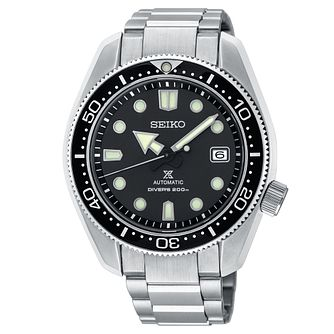 Seiko Prospex Men's Stainless Steel Bracelet Watch - Product number 3495027