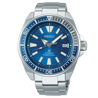 Seiko Prospex Men's Stainless Steel Bracelet Watch - Product number 3498182