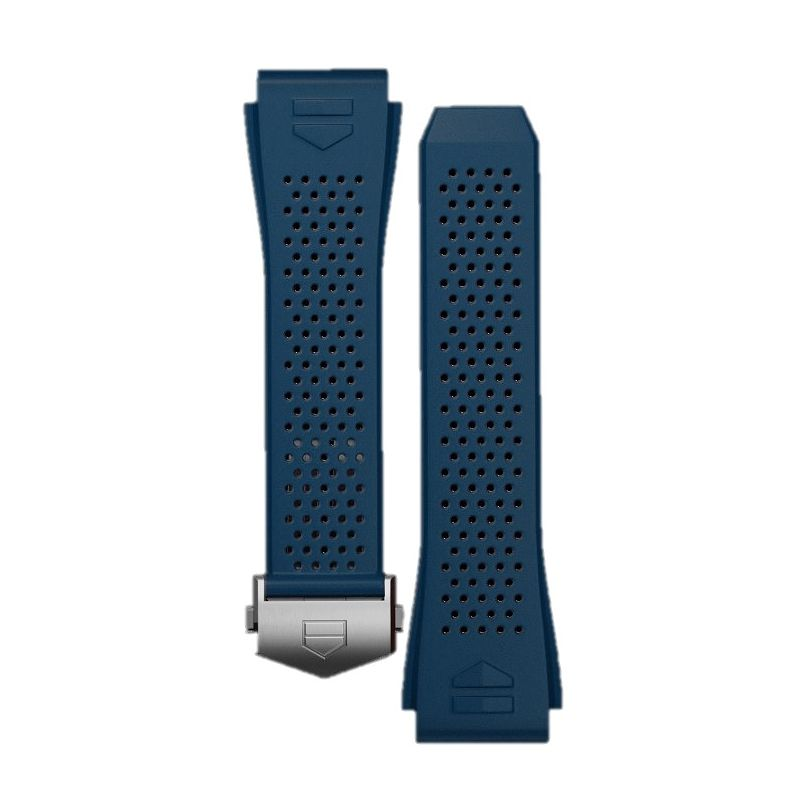 TAG Heuer Connected Blue Rubber Strap Watch - Product number 3508196