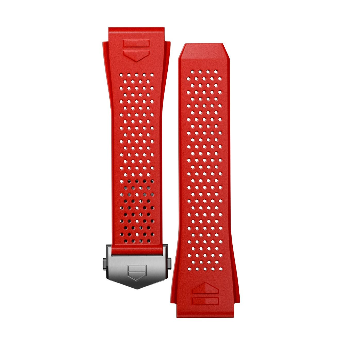 TAG Heuer Connected Red Rubber Strap - Product number 3508250