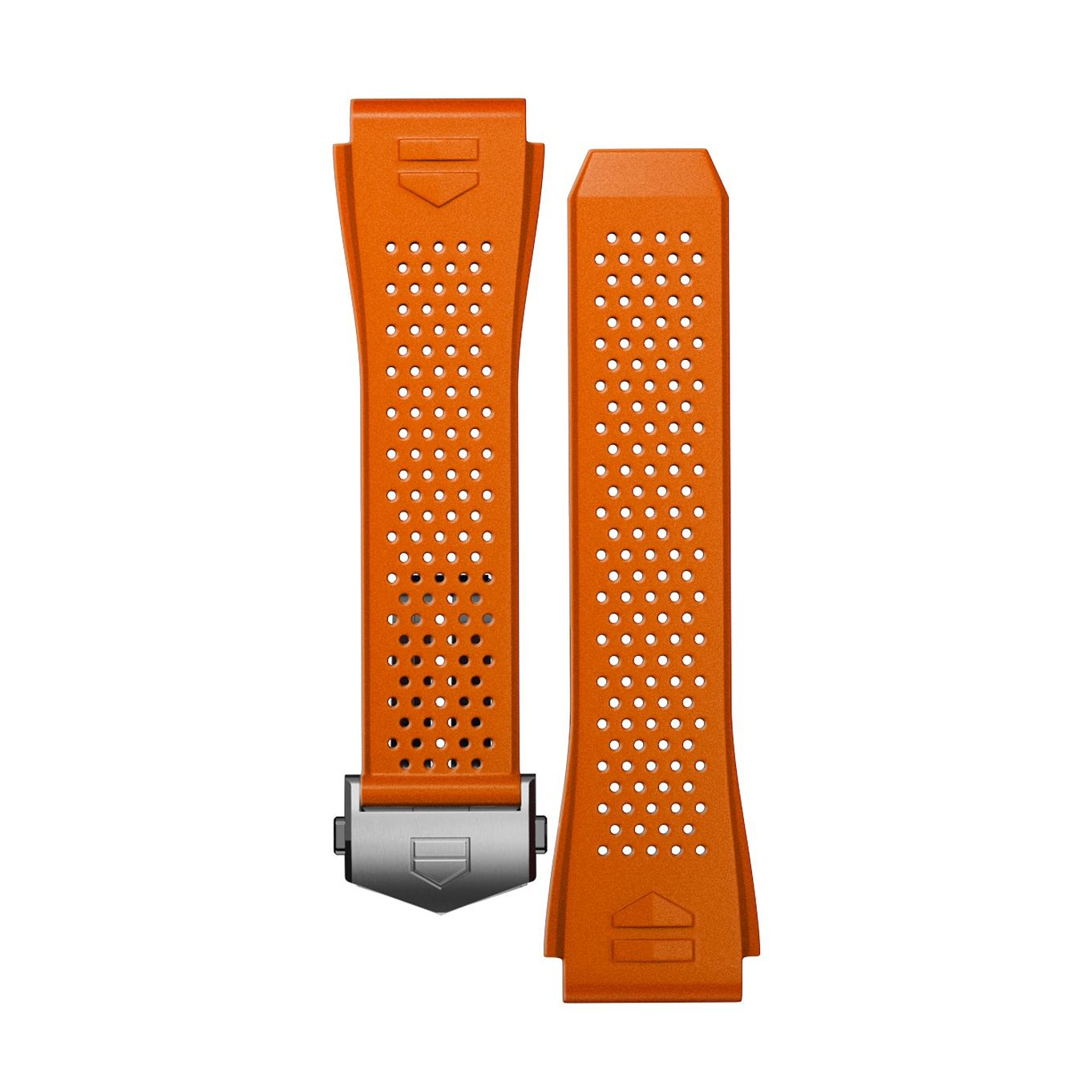 TAG Heuer Connected Orange Rubber Strap - Product number 3509834