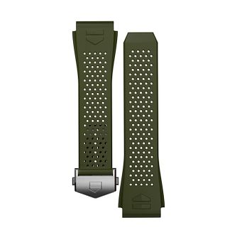 TAG Heuer Connected Khaki Rubber Strap - Product number 3509842
