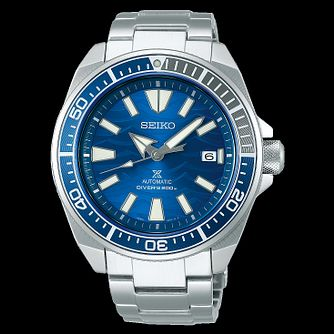 Seiko Prospex Save The Ocean Stainless Steel Bracelet Watch - Product number 3511251