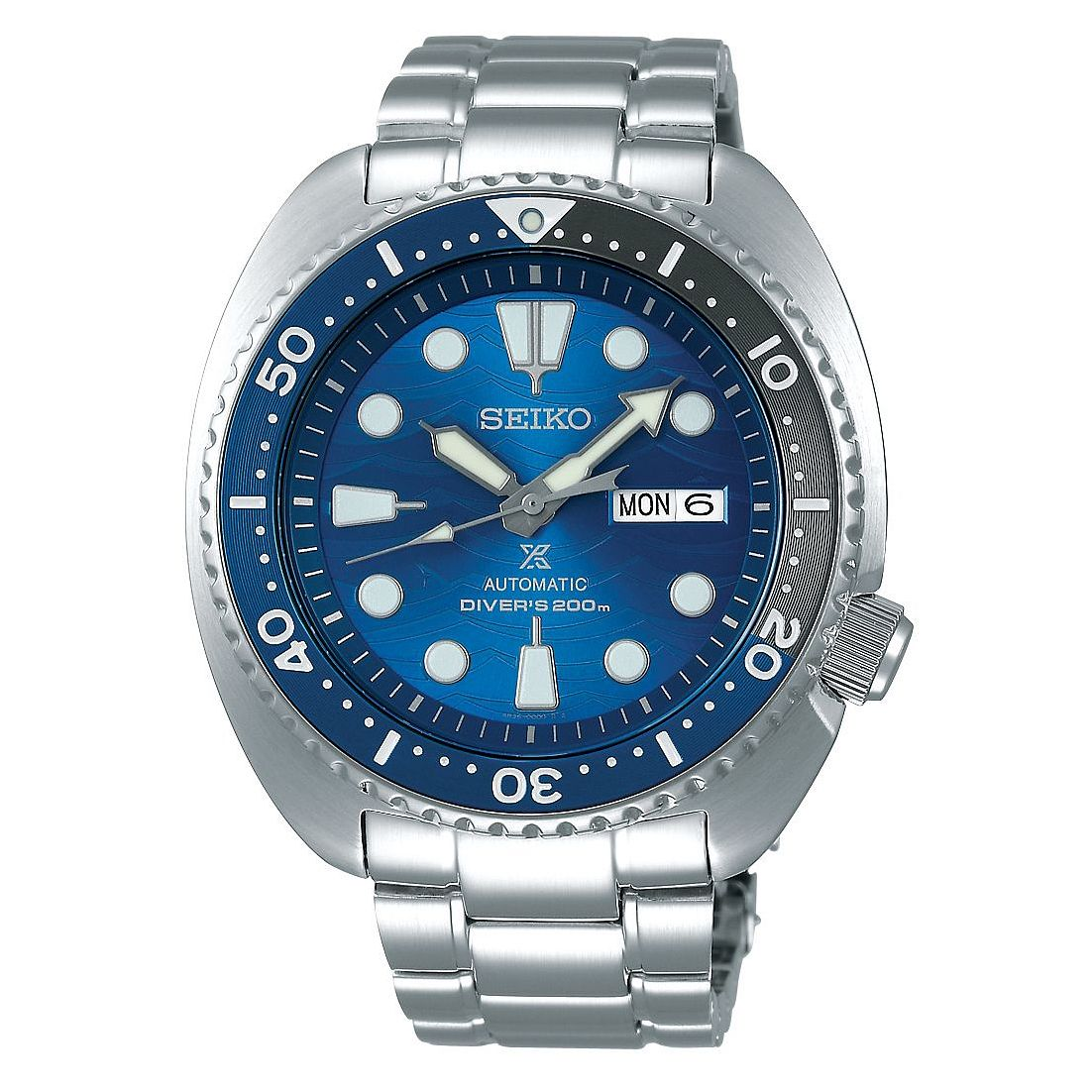 Seiko Prospex Blue Dial Automatic Diver's Watch - Product number 3511286