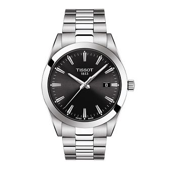 Tissot Gentleman Men's Stainless Steel Bracelet Watch - Product number 3513084