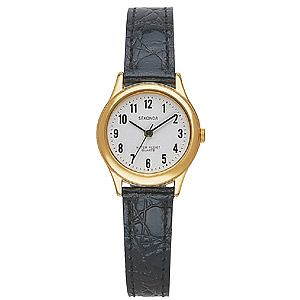 Sekonda Ladies' Black Strap Watch - Product number 3517993