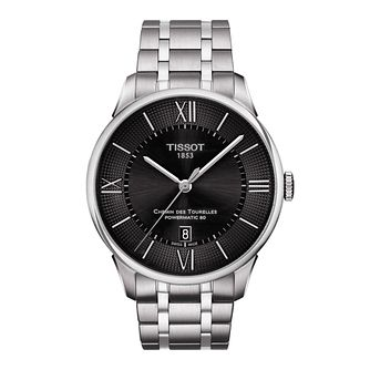 Tissot Chemin De Tourelles Men's Bracelet Watch - Product number 3518914