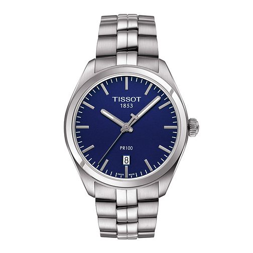 Tissot PR 100 men's stainless steel bracelet watch - Product number 3519155