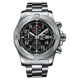 Breitling Super Avenger II Men's Steel Bracelet Watch - Product number 3545954