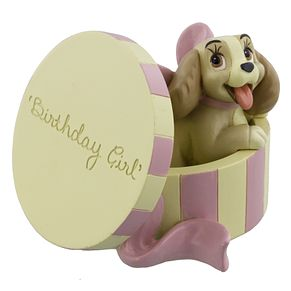 Disney Magical Moments Birthday Girl Figurine - Product number 3547930