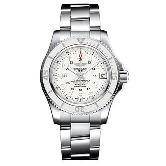 Breitling Galactic 36 Men's Stainless Steel Bracelet Watch - Product number 3549976
