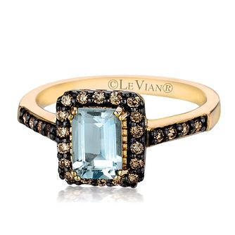 Le Vian 14ct Honey Gold Diamond Ring - Product number 3576795