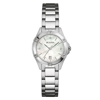 Bulova Diamond Gallery ladies' bracelet watch - Product number 3592928