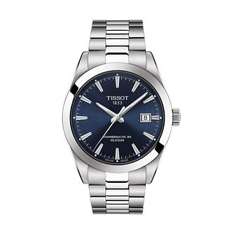 Tissot Gentleman Powermatic Stainless Steel Bracelet Watch - Product number 3597458
