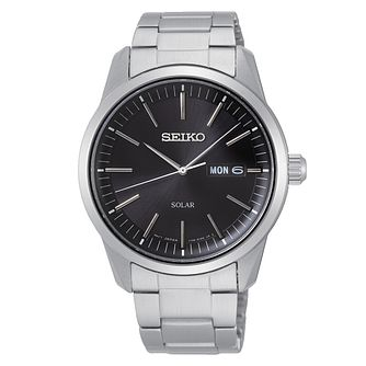 Seiko Classic Dress Men's Stainless Steel Bracelet Watch - Product number 3597512
