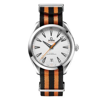 Omega Seamaster Aqua Terra Mcilroy Golf Men's Strap Watch - Product number 3598810