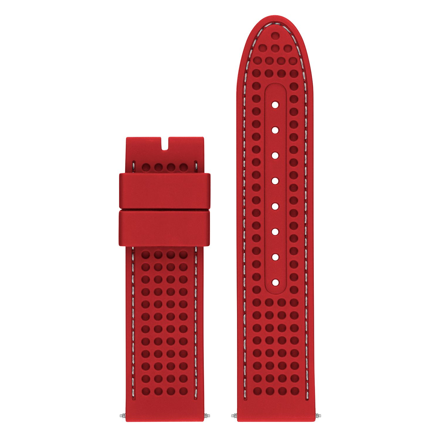 Guess Connect Touch Red Silicone Interchangeable Strap - Product number 3620751