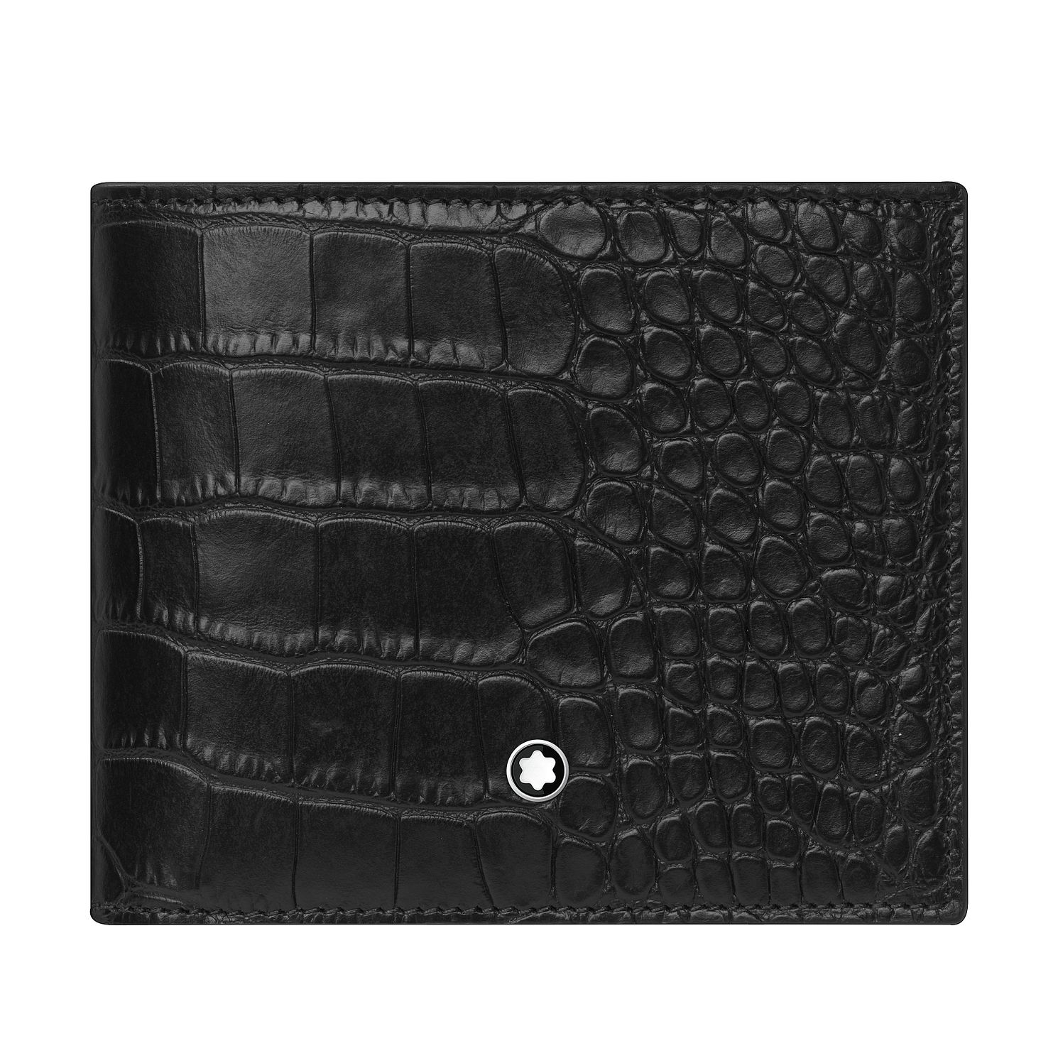 Montblanc Meisterstuck Selection Black Leather Wallet - Product number 3626253