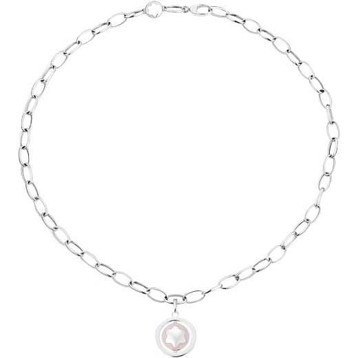 Montblanc StarWalker Ladies' Stainless Steel Necklace - Product number 3626873