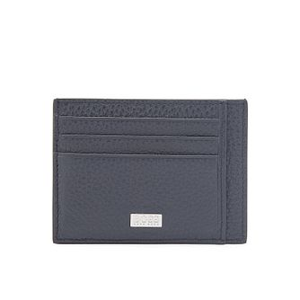 BOSS Crosstown Men's Navy Card Holder - Product number 3627322