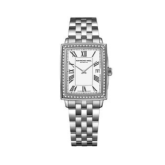 Raymond Weil Toccata Ladies' Stainless Steel Bracelet Watch - Product number 3627861