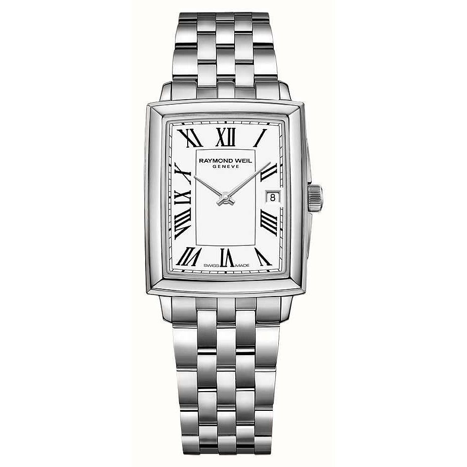 Raymond Weil Toccata Ladies' Stainless Steel Bracelet Watch - Product number 3627888