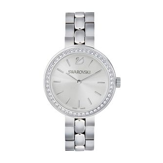 Swarovski Daytime ladies' stainless steel bracelet watch - Product number 3629511