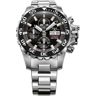 Ball Engineer Hydrocarbon Nedu Men's Titanium Bracelet Watch - Product number 3629708