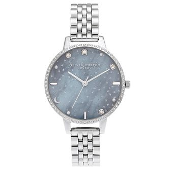 Olivia Burton Celestial Stainless Steel Bracelet Watch - Product number 3632849